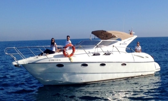 Charter 30' Gobbi Sport Motor Yacht In Amalfi, Italy