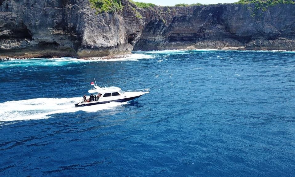 Sport Fishing Boat for Charter in Denpasar