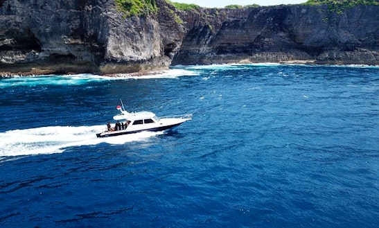 Sport Fishing Boat For Charter In Denpasar