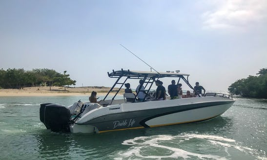 Speed Boat 38' Todomar Center Console In Cartagena, Colombia