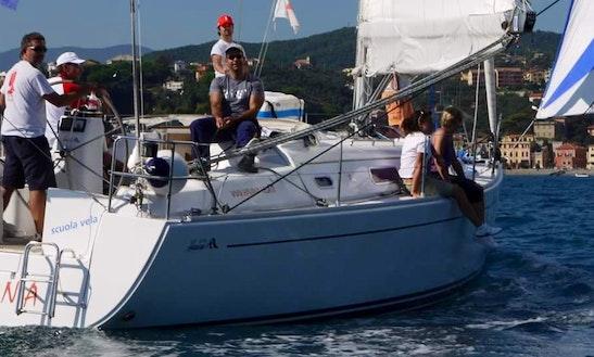 Charter 37' Hanse Cruising Monohull In Teulada, Italy