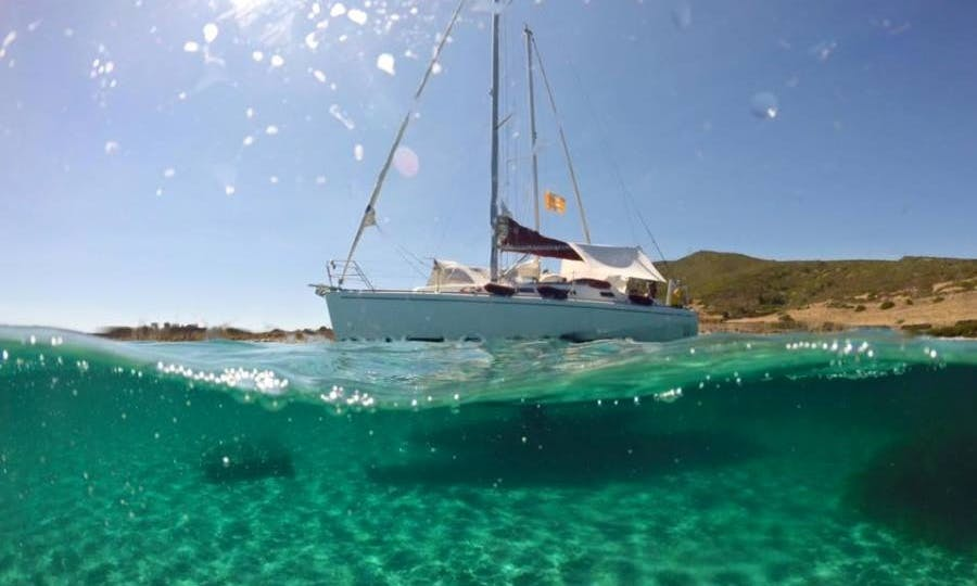 Sailing Boat tours, Exclusive rental, Boat & Breakfast with Asinara Sail Experience in Stintino,Sardegna