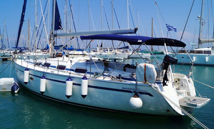 """Sailing Yacht Ocean Star 56.1 """"Sea Star"""" for Charter in Athens, Greece"""