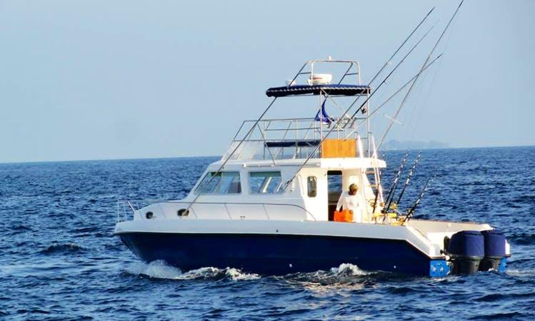 Fishing Charter On 38' Gulf Craft Maldives Yacht In Malé, Maldives