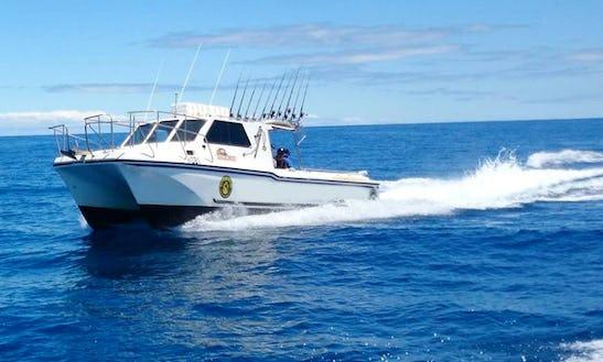 Power Catamaran Rental In Glenelg