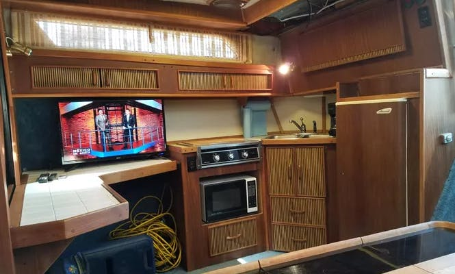 "Custom, Captained, Charters On 40ft ""Yoselin II"" In Ensenada, Mexico"