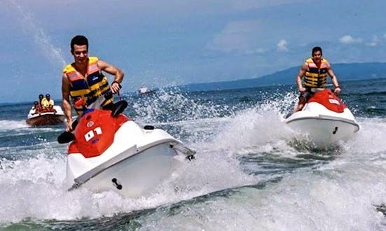 Crush some waves with this Jet Ski rental in Kuta Selatan, Bali