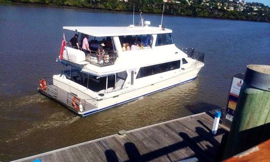 Catamaran Cruises In Launceston