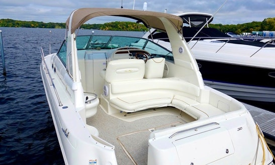Sea Ray Sundancer 310, Lake Days, Dinner Cruises, Brewery Tours