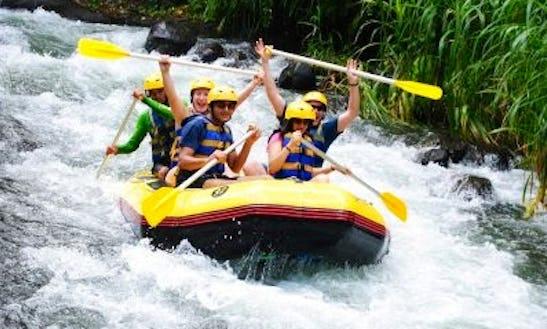 Enjoy Rafting In Kuta Selatan, Bali