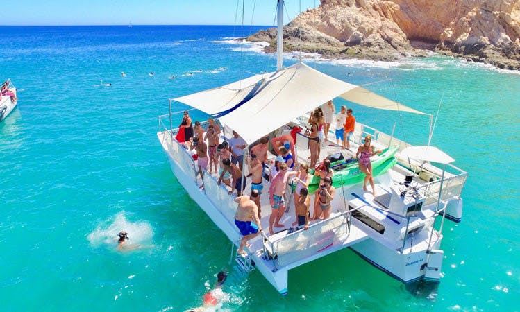 Private Trimaran  Excellent For Snorkeling in Cabo San Lucas
