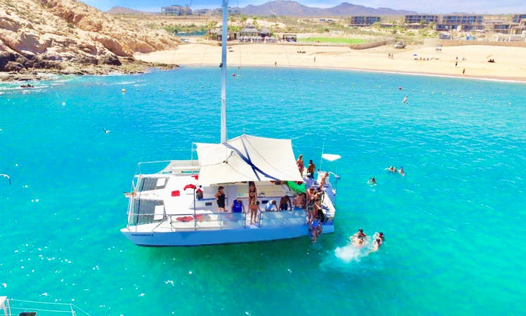 Sightseeing in Cabo San Lucas Open Bar & Food included