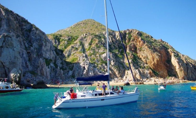 Snorkeling & Sailing in Cabo San Lucas (shared tour)
