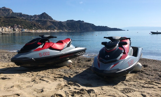 Rent A Jet Ski In Giardini Naxos, Italy