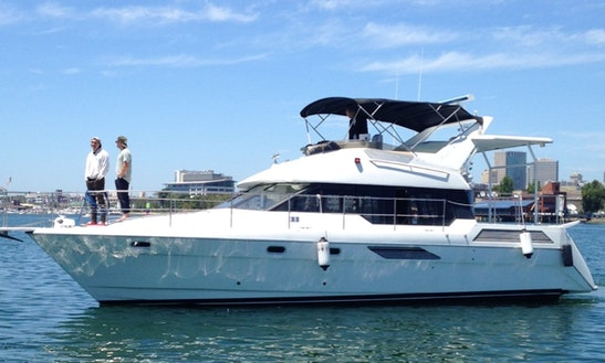 Motor Yacht Rental In Alameda