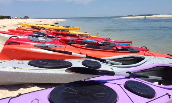 2 Hr. Guided Kayak Tour In Cold Spring Harbor