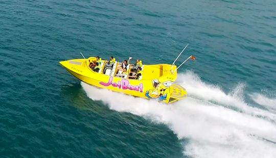 Enjoy A Jet Boat Tours In Altea, Spain