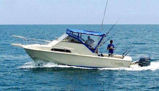 Mono Fishing Charter In Coco