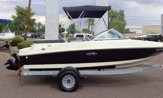 Wow Rent Sea Ray 17'6