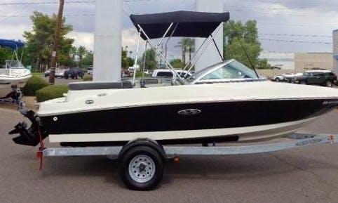 "WOW Rent Sea Ray 17'6"" Sport Bowrider Sterndrive on Grand Lake, Shadow Mountain Lake, or Lake Granby, Colorado L@@K !"