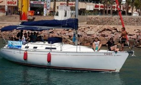 Cruising Monohull Rental In Eilat