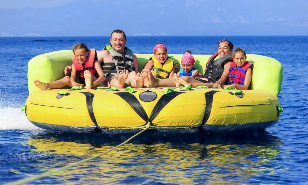 Rafting and Towable water experiences in Agia Marina, Greece