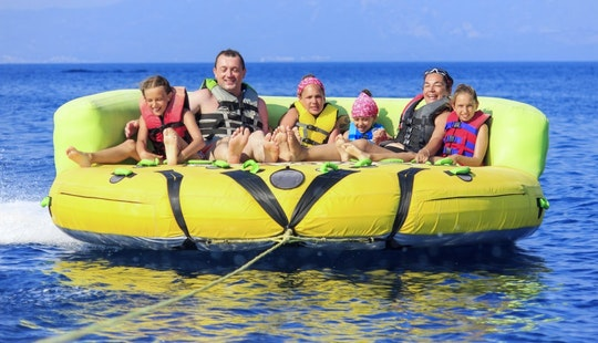 Rafting In Agia Marina