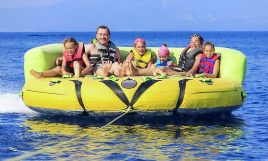 Rafting In Agia Marina