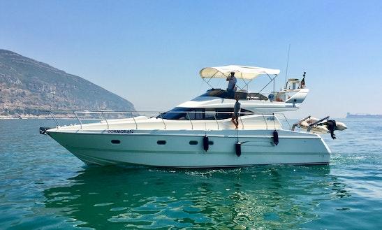 Motor Yacht Rental In Lisboa