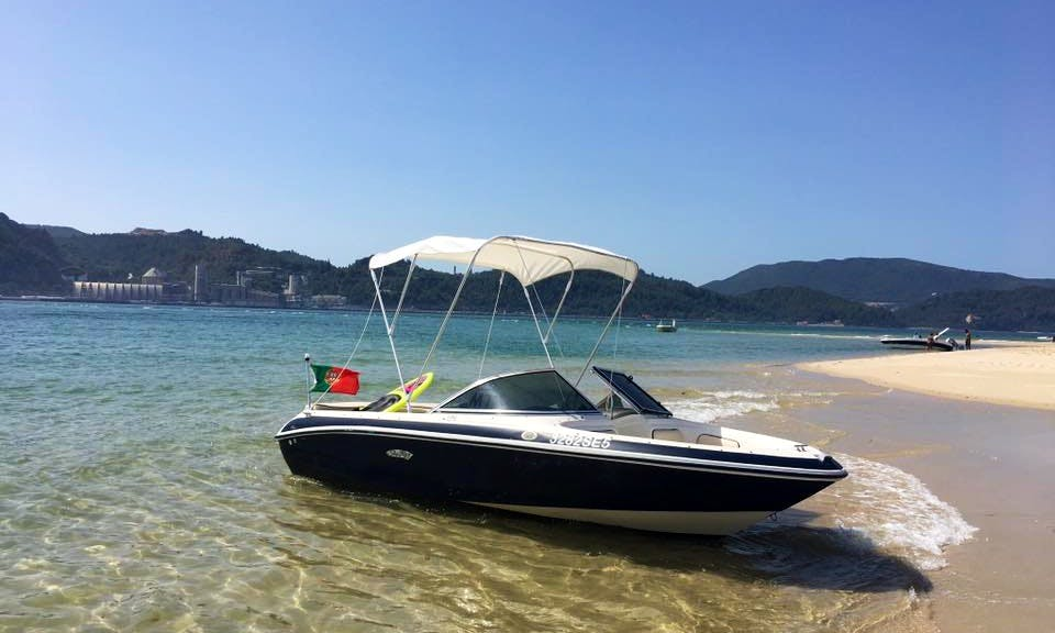 17' Searay Bowrider for 6 People in Setúbal