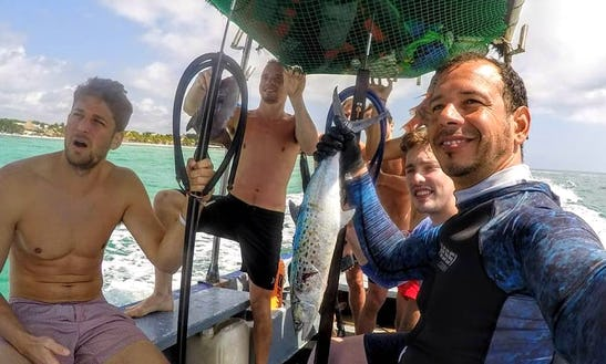Experience Spearfishing Trip In Playa Del Carmen, Mexico