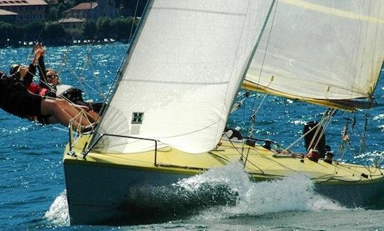 Rent 33' Asso 99 Daysailer In Torri Del Benaco, Italy