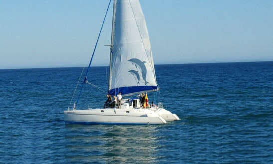 'pirulet' Sailing Catamaran Trips In Torremolinos, Malaga