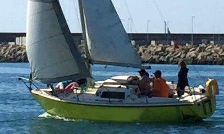 "Sleep Aboard and Sail Boat Tours on Jeanneau Sangria NV ""Love Boat "" Sailboat"