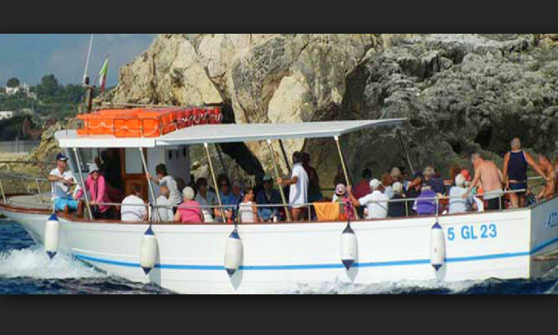 Book now for a unique excursion to the Leuca's caves, Italy
