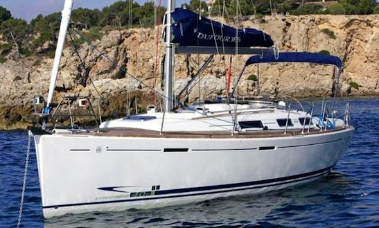 Sailing Charter 36ft
