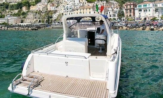 Cruising In Amalfi