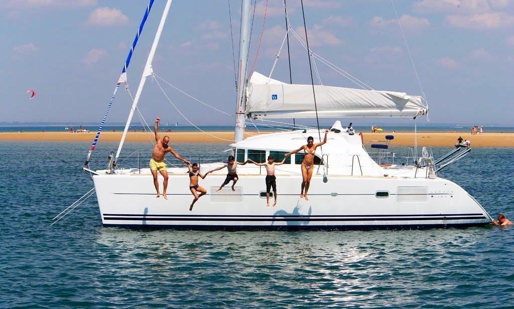 Cruising Catamaran rental in Marsala