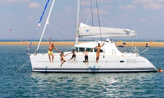 Cruising Catamaran Rental In Marsala