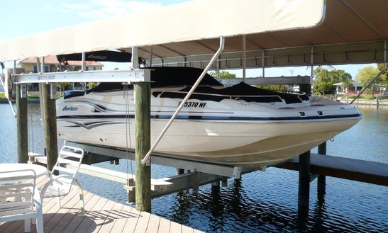 Bowrider Rental In Cape Coral