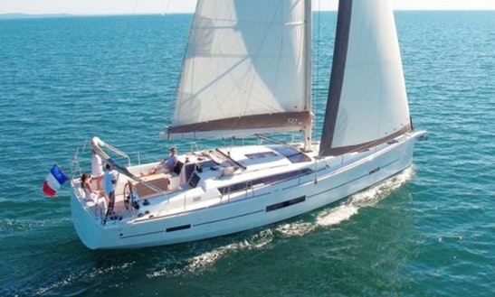 Charter Dufour 512 Grand Large - Staccato Cruising Monohull In Rogoznica, Croatia