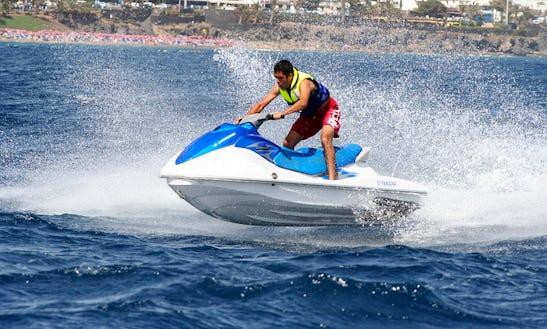 Rent A Jet Ski In Tías, Spain