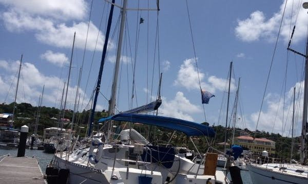 From Rodney Bay a daily sailing cruise. 2-3 days cruise to Martinique
