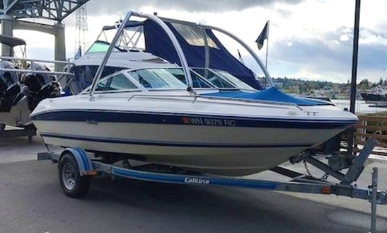 19' Searay Bowrider For 6 People In Seattle, Washington
