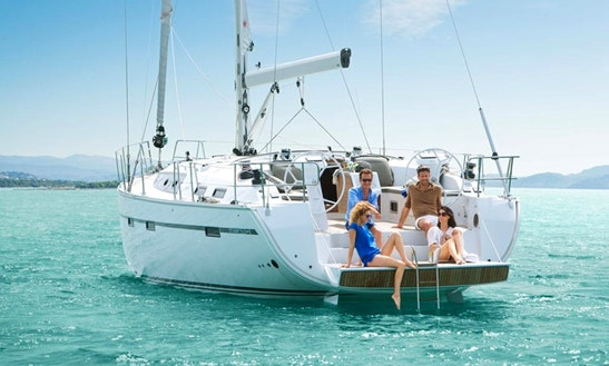 Charter Bavaria 51 Cruiser - Cala Zafferano Cruising Monohull In Cagliari, Italy