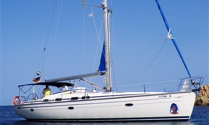 Charter Bavaria 46 Cruiser - Ontraxi Cruising Monohull in Cagliari, Italy