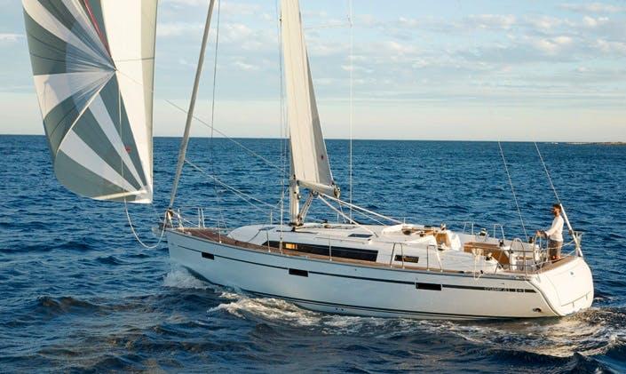 Charter Bavaria 41 Cruiser - Ipanema Cruising Monohull in Cagliari, Italy
