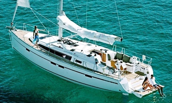 Charter Bavaria 46 Cruiser - Masua Cruising Monohull In Portisco, Italy