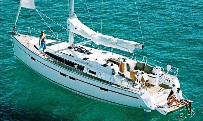 Charter Bavaria 46 Cruiser - Masua Cruising Monohull in Portisco, Italy