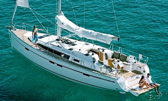 Charter Bavaria 46 Cruiser - Tuerredda Cruising Monohull in Alghero, Italy